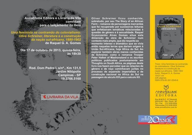 Gomes book launch